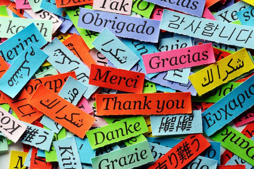 Los 5 idiomas con más futuro