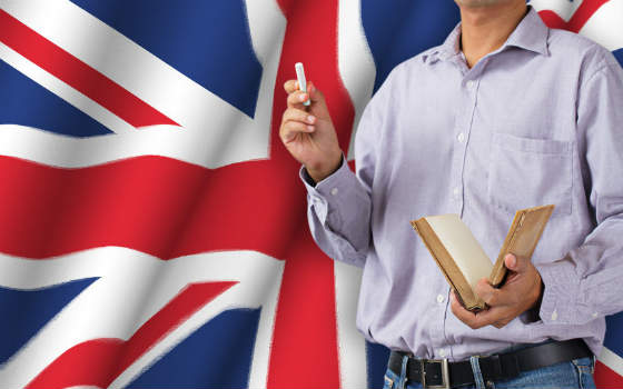 Conviértete en profesor de inglés para extranjeros