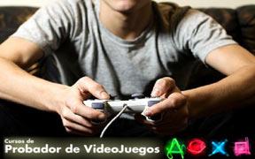 Curso a distancia (Online) de Probador Videojuegos