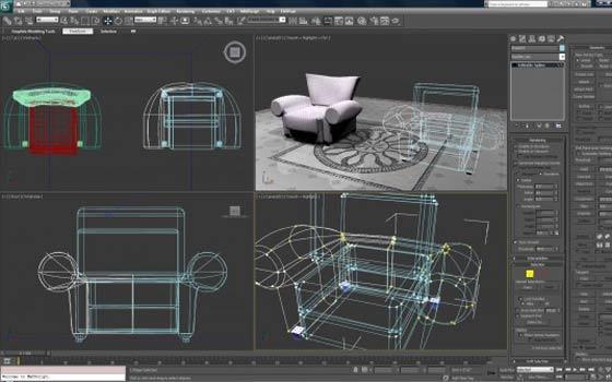 Curso online de Creación de Escenarios en 3D