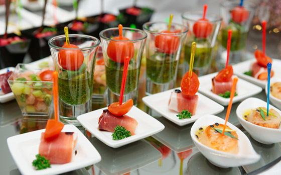 Curso a distancia de Organizador de Caterings + Manipulador de Alimentos + Control de Alérgenos