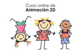 Curso en línea (Online) de Animación 2D