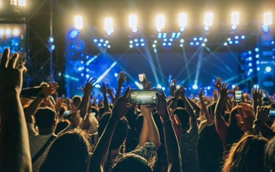 Curso online de Organización y Gestión de Eventos Musicales al Aire Libre
