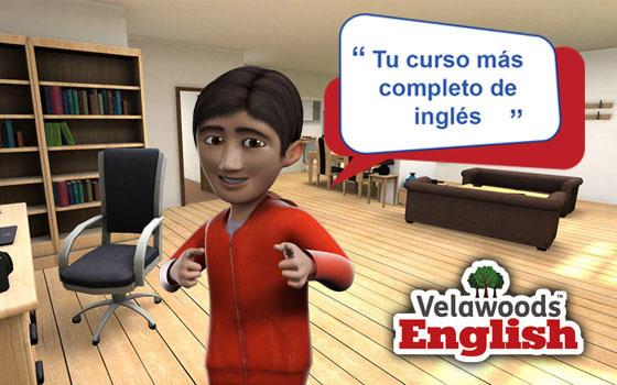 Curso online de inglés para Principiantes A1 o Preintermedio A2 de Velawoods English