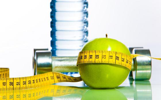 línea de pérdida de peso